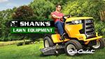 Shank's Lawn Equipment App Deal