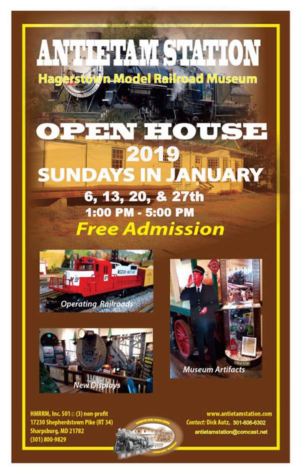 Antietam Station Open House 2019