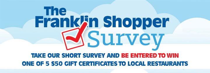 The Franklin Shopper Reader Survey
