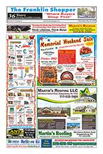 Franklin County Edition 05-20-20