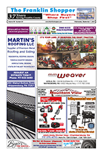 Franklin County Southern Edition 09-01-21
