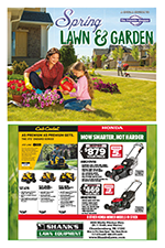 Spring Lawn & Garden