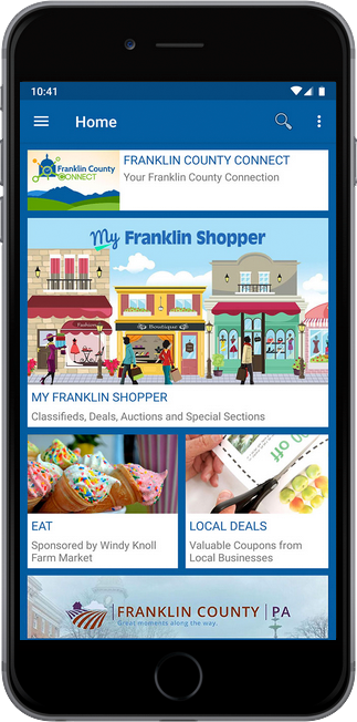 Franklin County Connect App