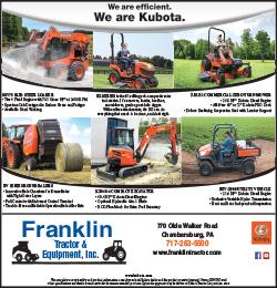 Antietam Tractor