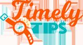Timely Tips E-Newsletter