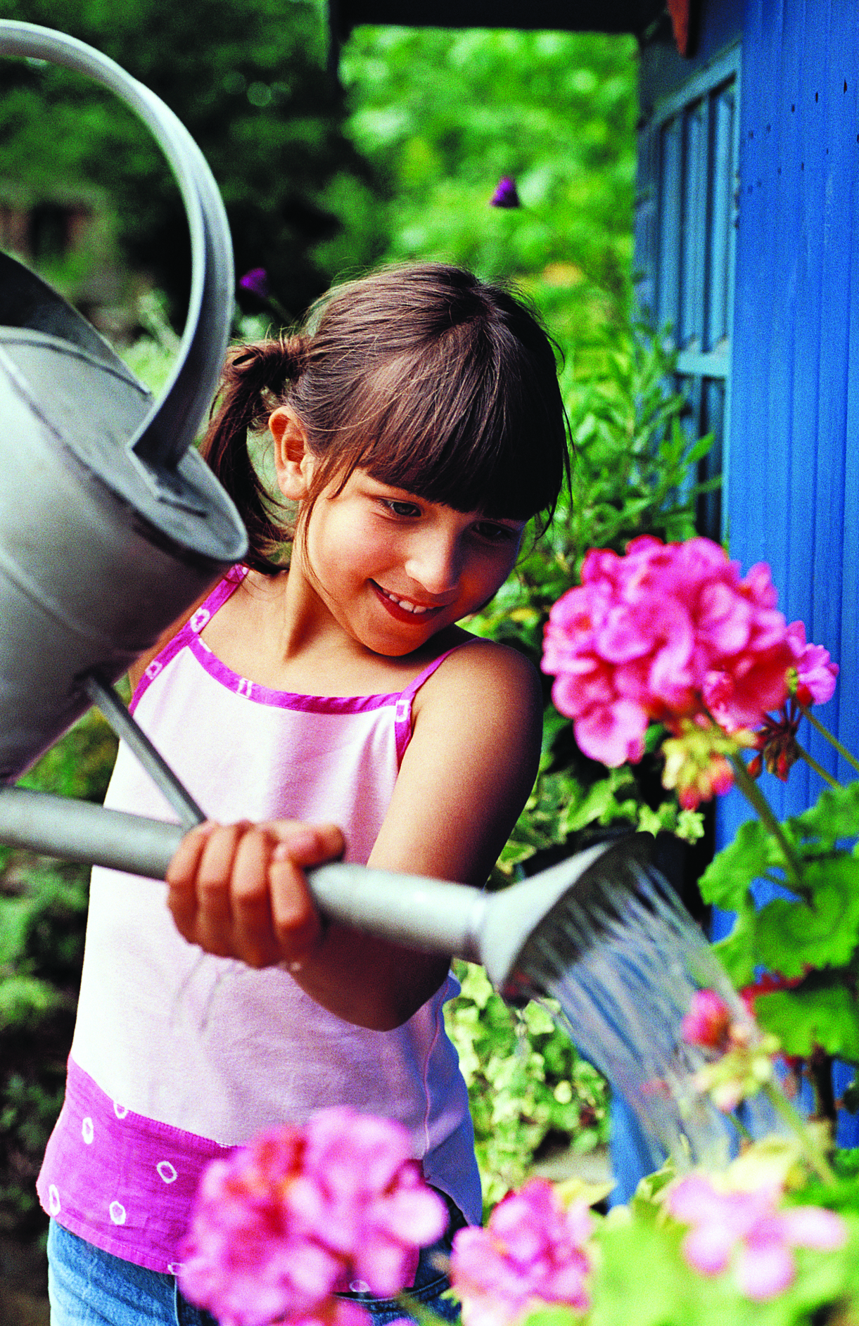 Get Kids Excited About Gardening