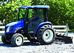 Dependable Tractors and Farm Equipment + Natural Fertilizer Tips