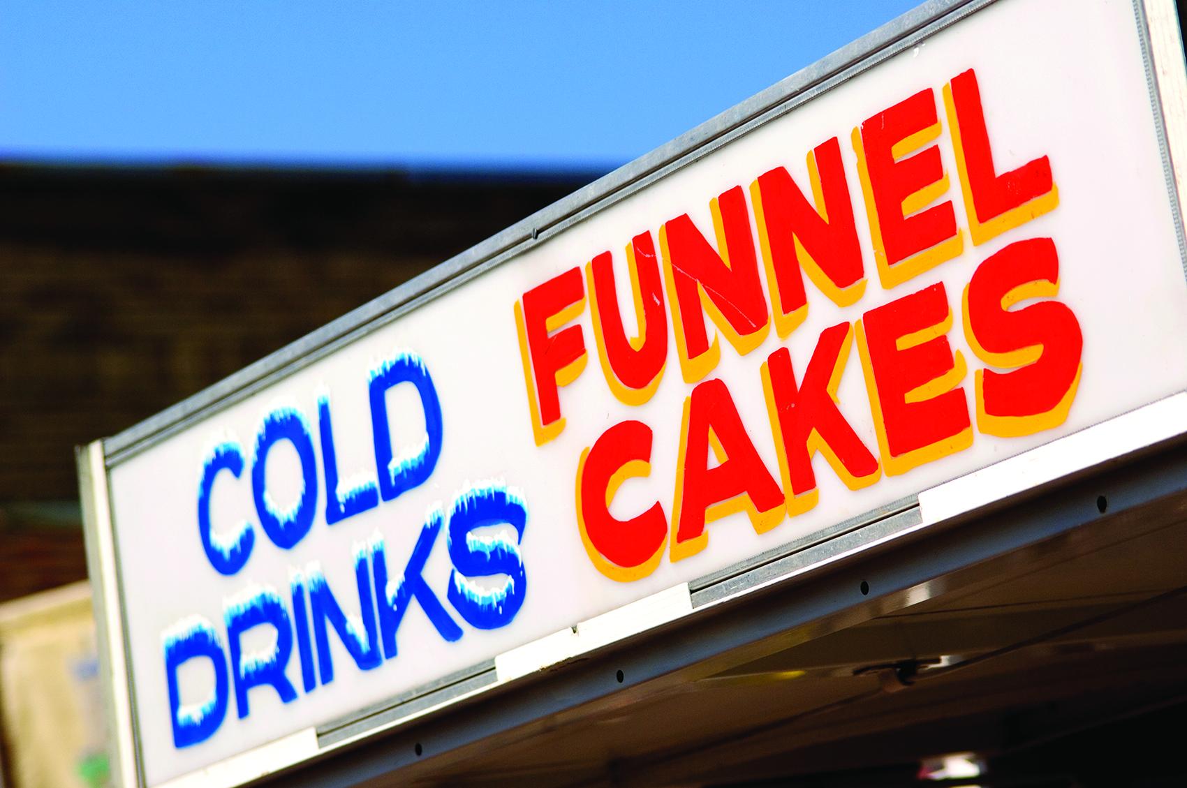 Favorite Fair Foods