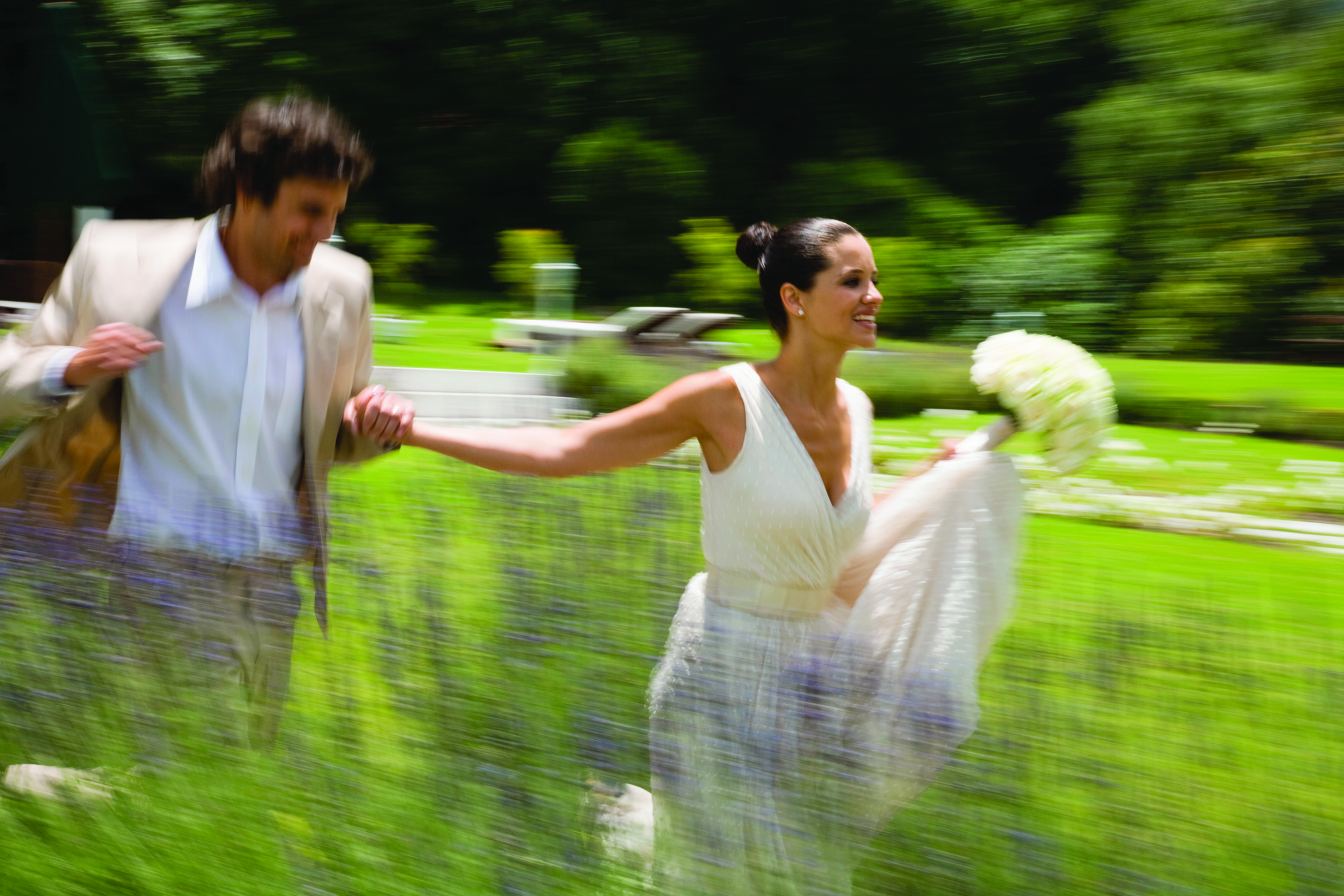 Beat the Heat During Summer Weddings