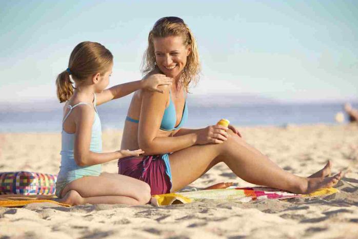 Always Practice Summer Sun Safety