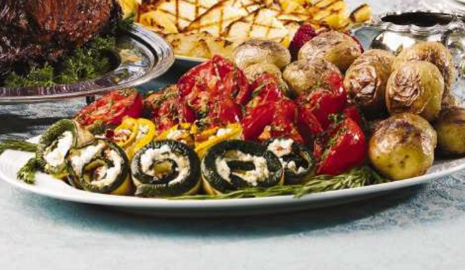 Tips for Perfectly Grilled Vegetables