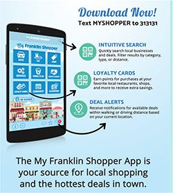 My Franklin Shopper App