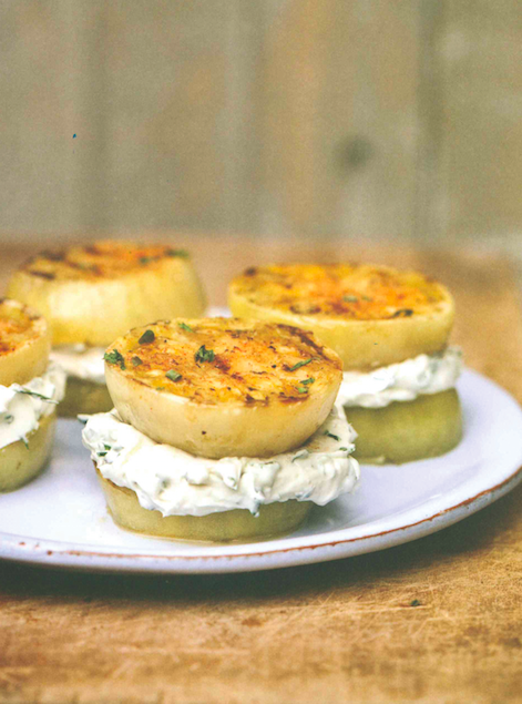 Green Tomatoes Not Just for the Frying Pan