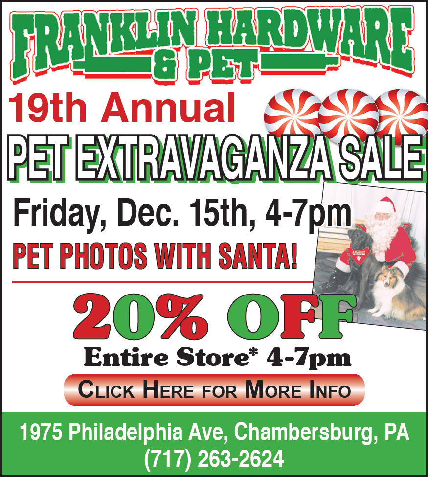 Franklin Hardware & Pet Center