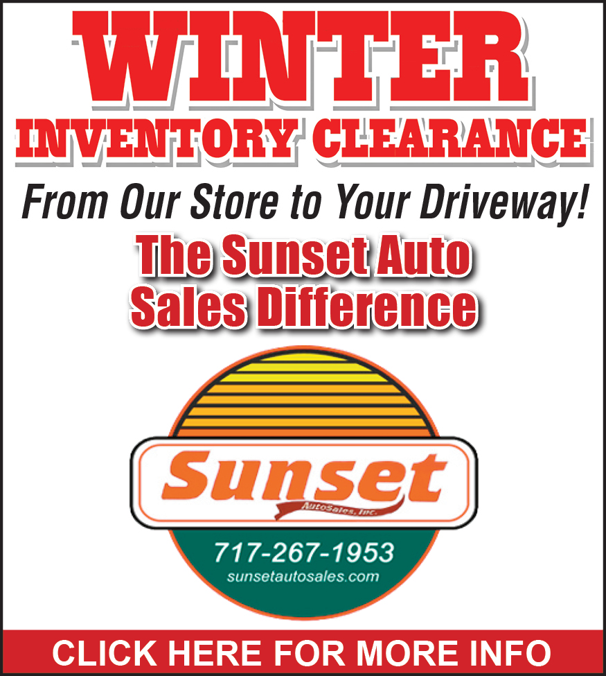 Sunset Auto Inventory Clearance
