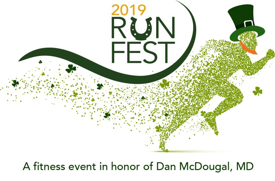 Saint Patrick's Day Run Fest