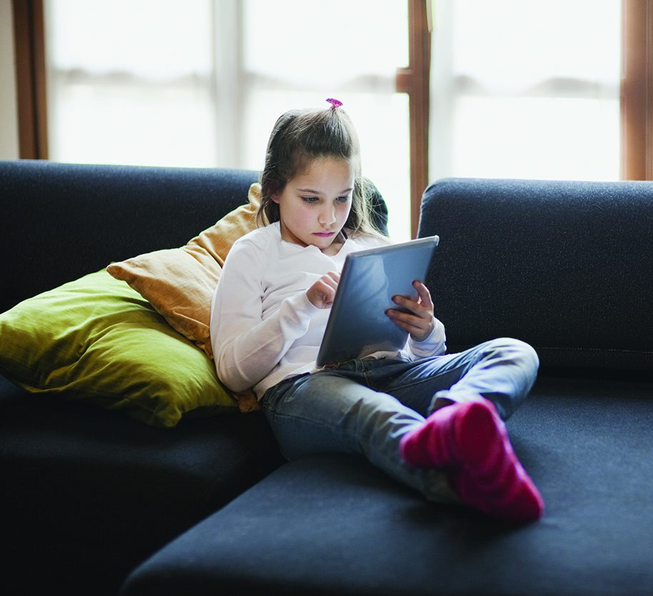 Screen Time Tied to Health Issues