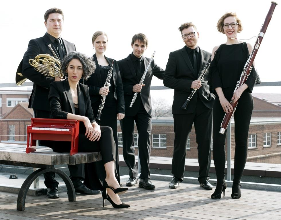Berlin Counterpoint Wind Quartet and Piano