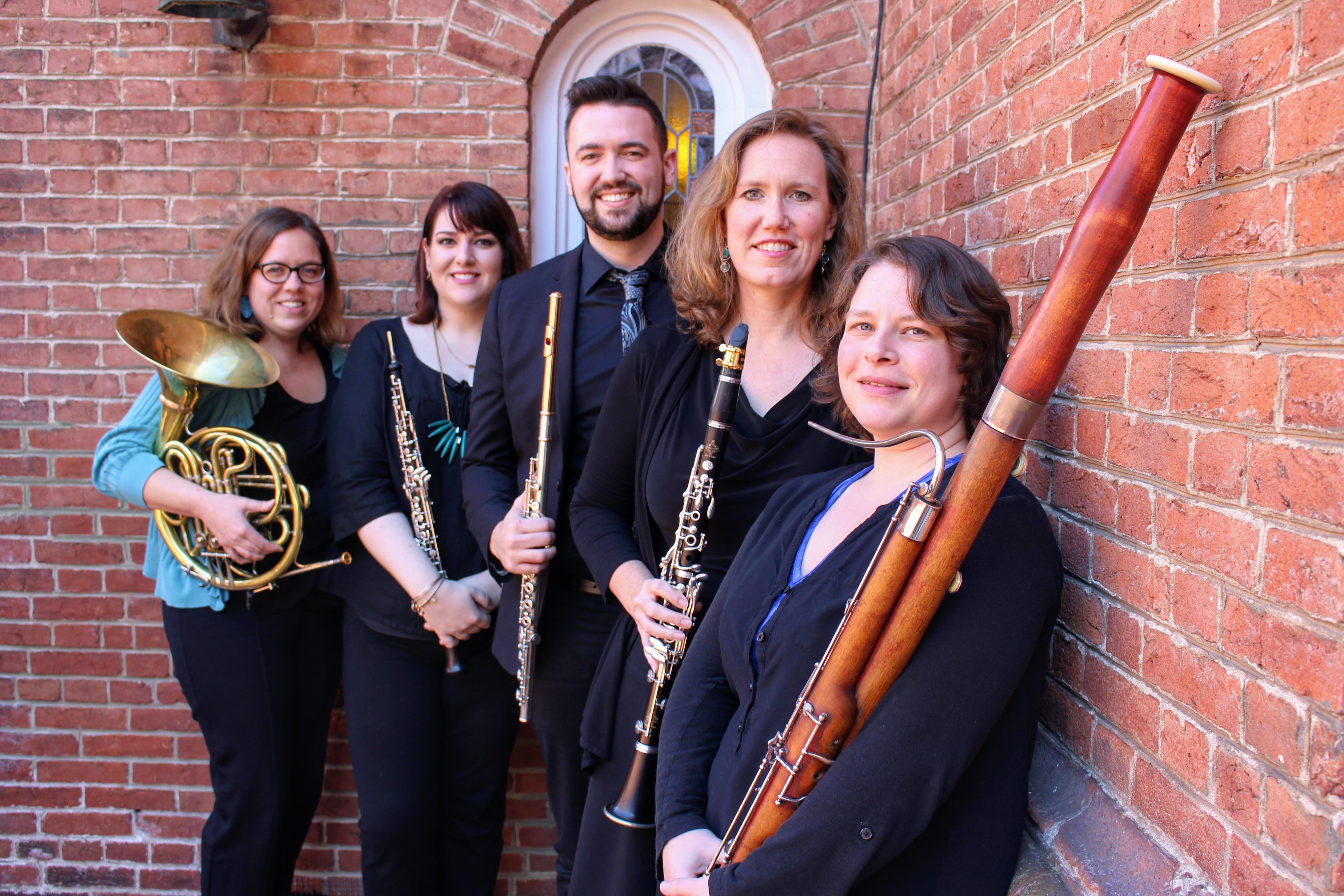 Manor Winds Quintet in Concert