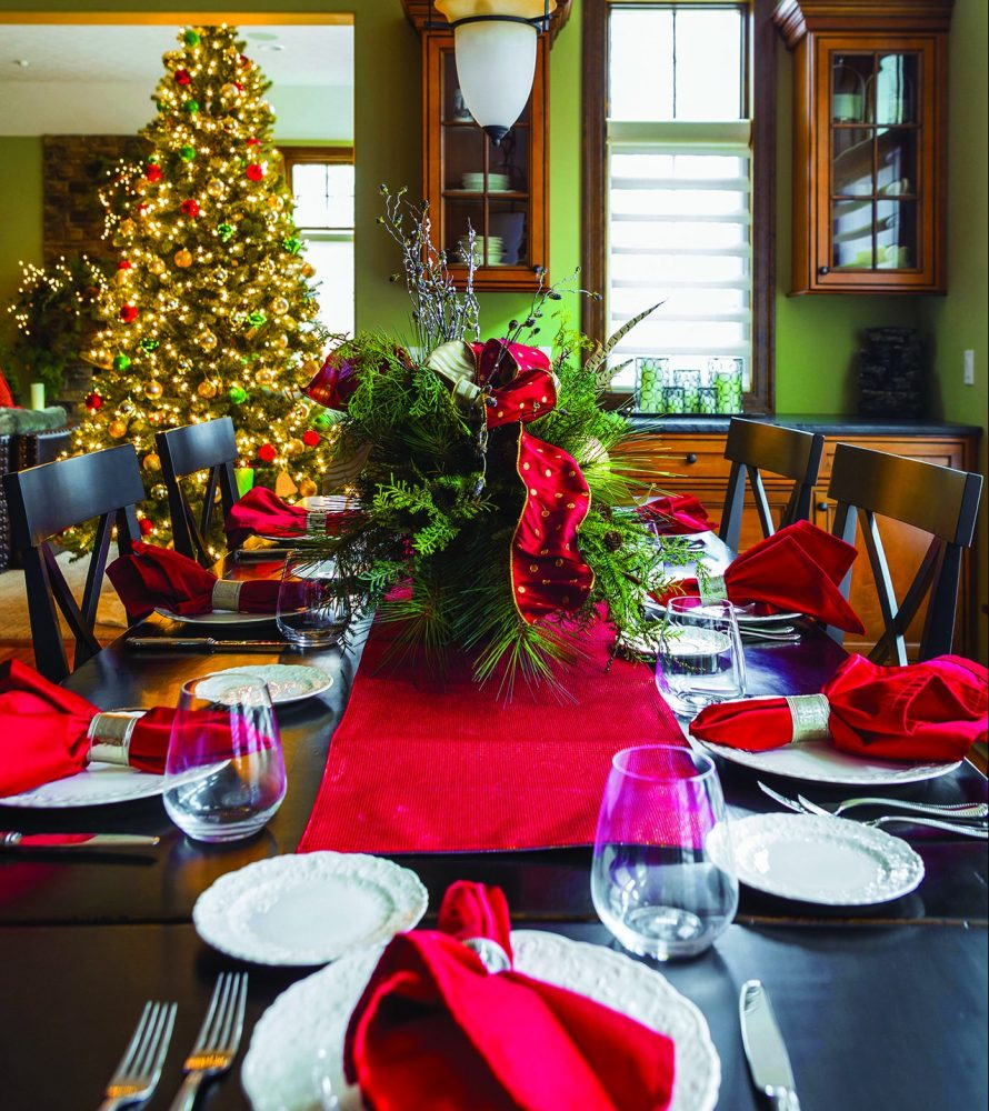 Holiday Hosting in Small Spaces