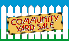 Fort Ritchie Community Center Indoor January Yard Sale