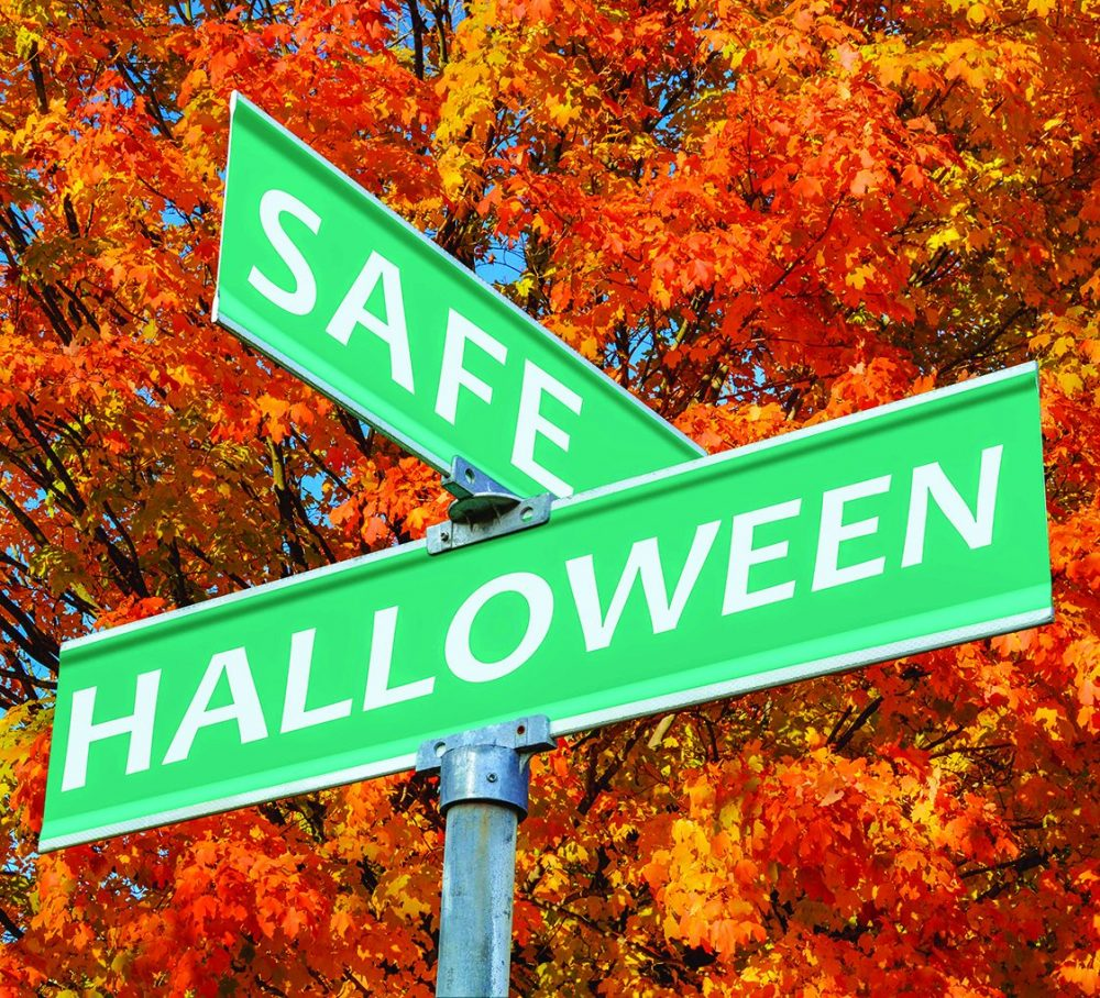 Social Distancing and Halloween