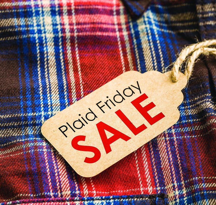 The Fabric of Plaid Friday