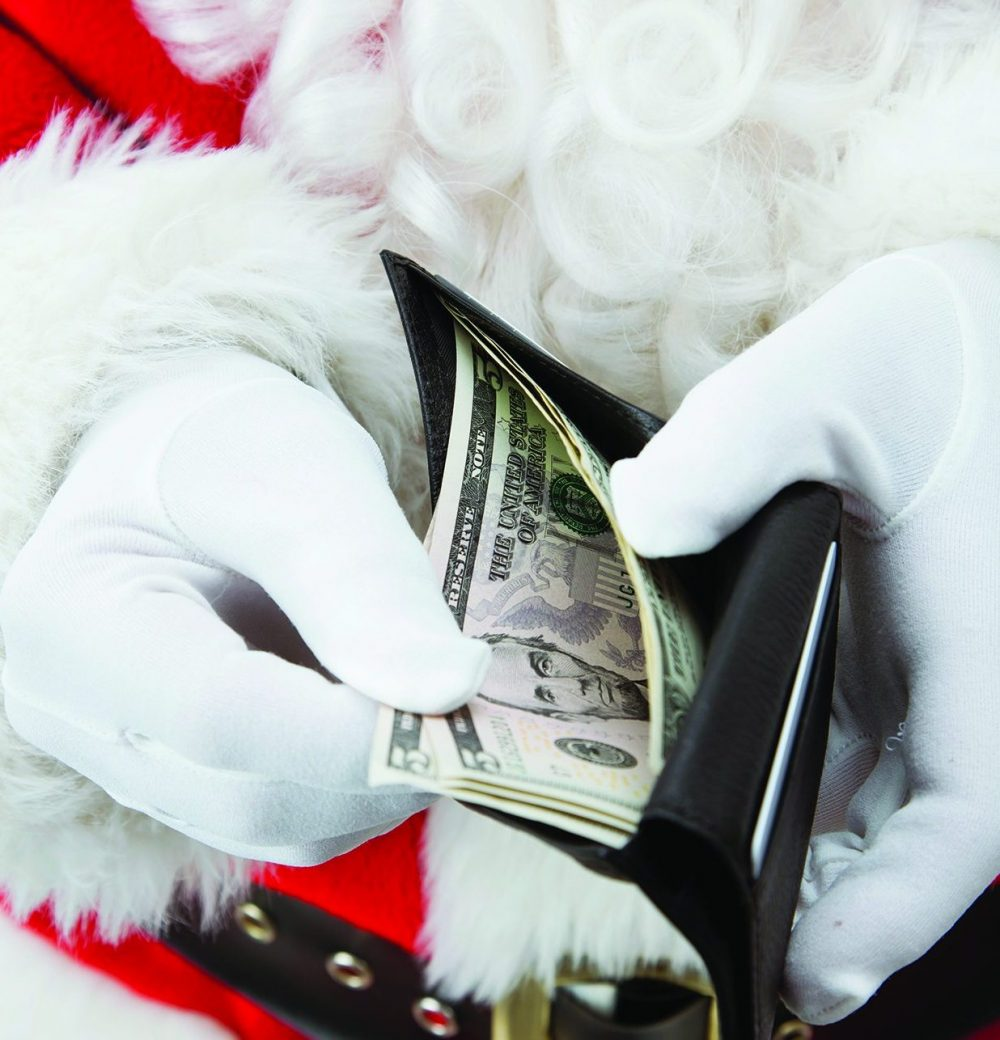 6 Ways to Stick to a Holiday Budget