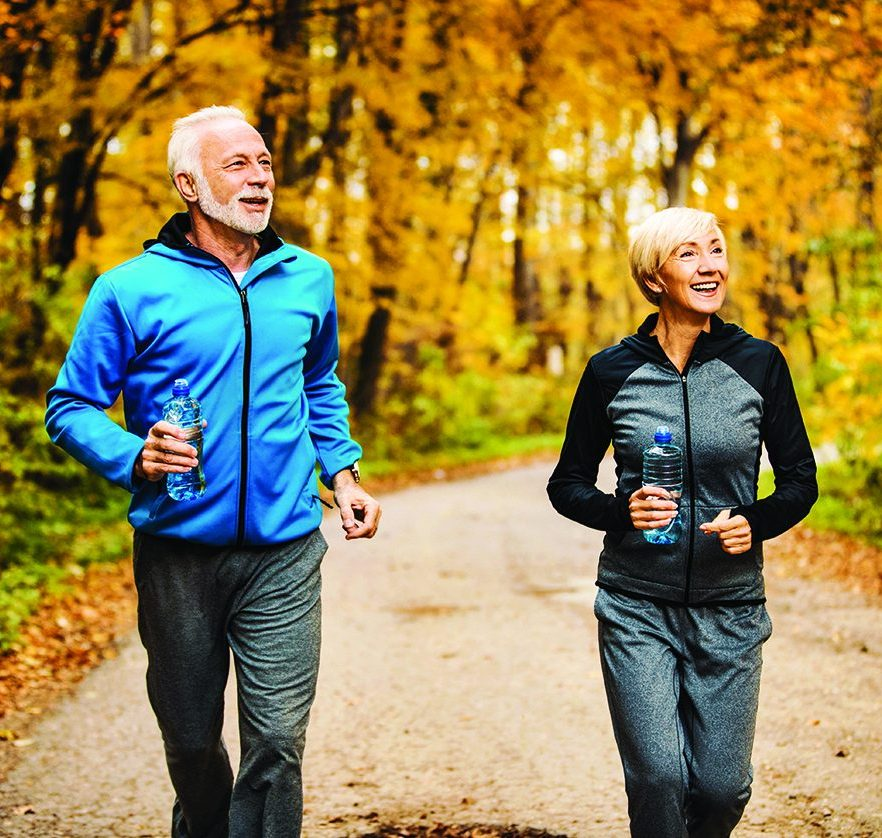 The Many Ways Walking Benefits Your Body