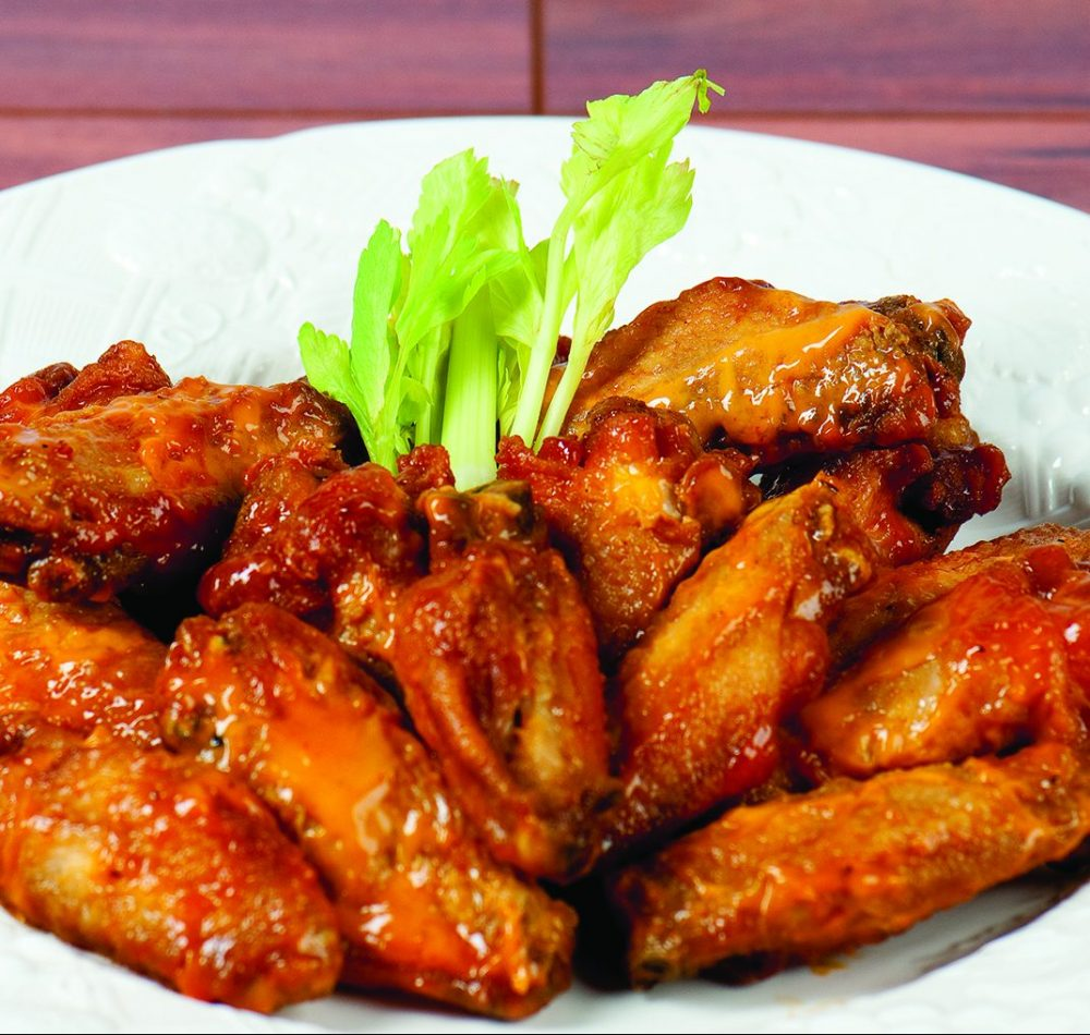 No Super Bowl Sunday is Complete Without Chicken Wings