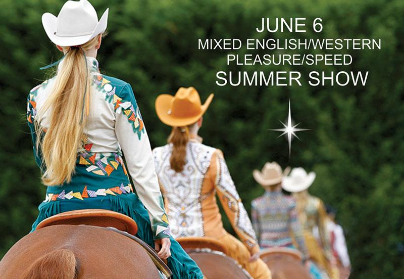 Summer Horse Show