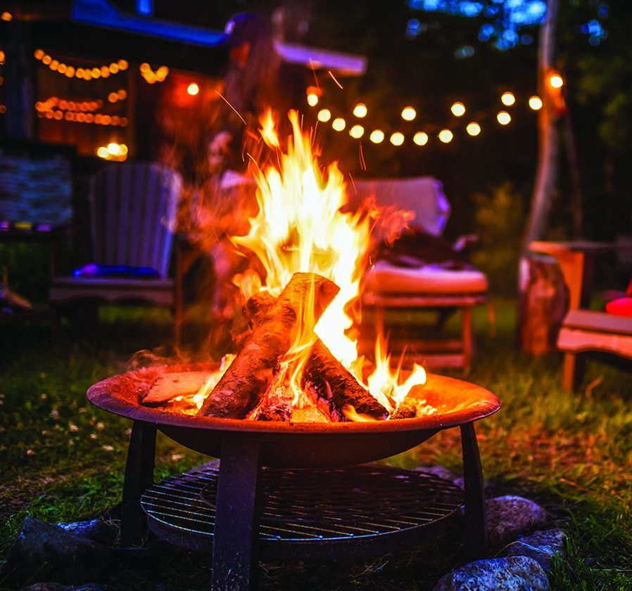 The Do's and Don'ts of Fire Pits