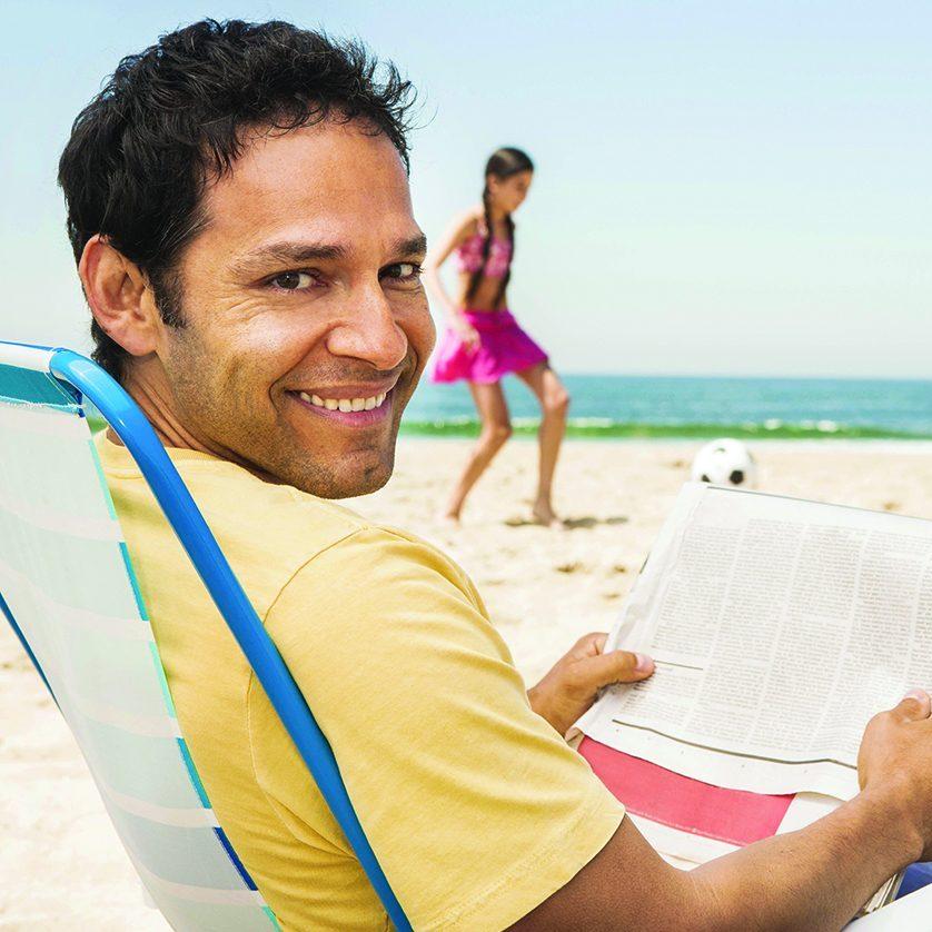Gear to Simplify Your Next Beach Trip