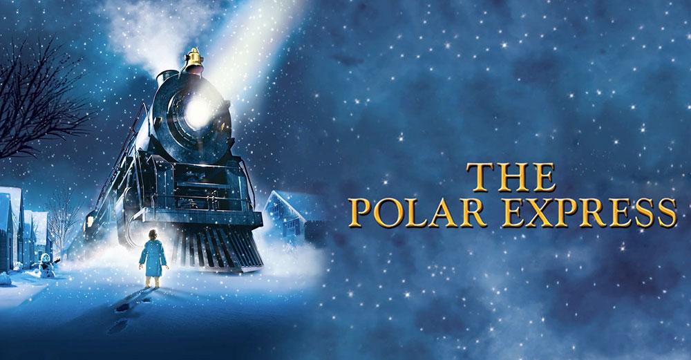 Polar Express Pajama Party & Movie