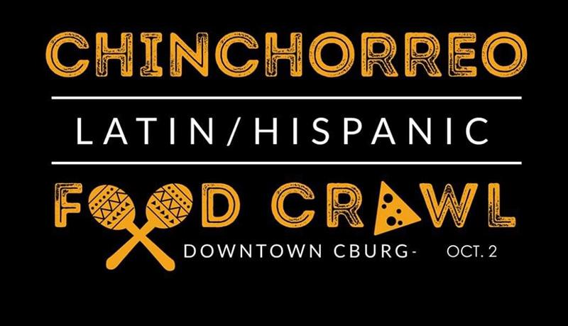 Downtown Chambersburg's Chinchorreo: Latin - Hispanic Food Crawl