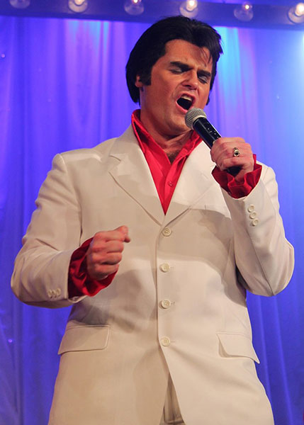Elvis Gospel Concert with David Kin & The Spin-Outs