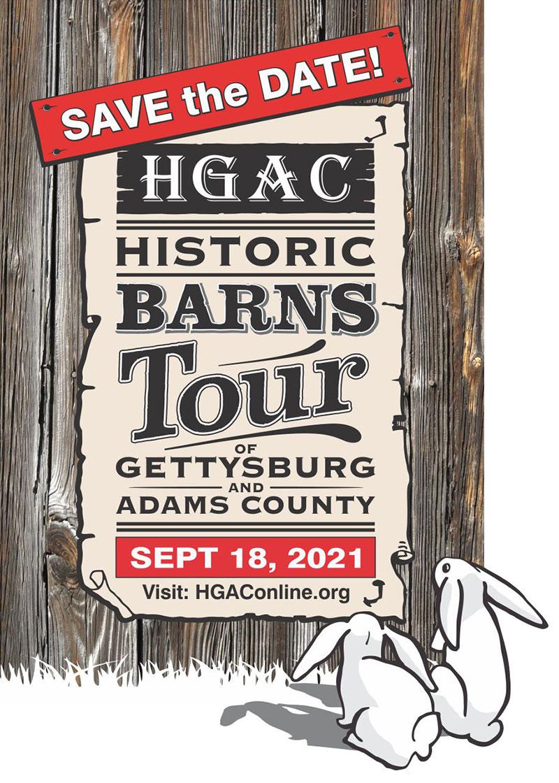 HGAC Historic Barns Tour of Gettysburg & Adams County