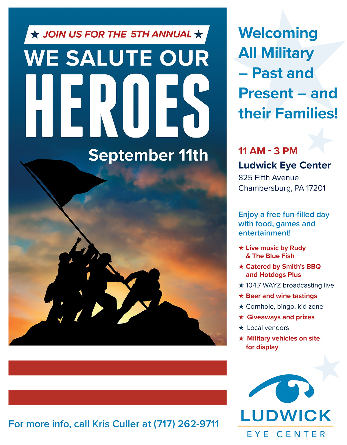 We Salute Our Heroes Festival