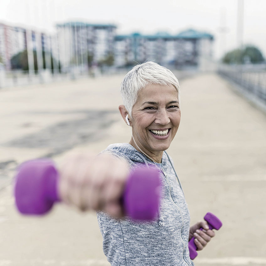 How Physical Activity Can Help in the Fight Against Breast Cancer