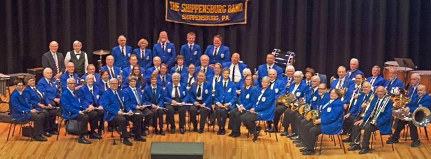 Shippensburg Band Fall Concert